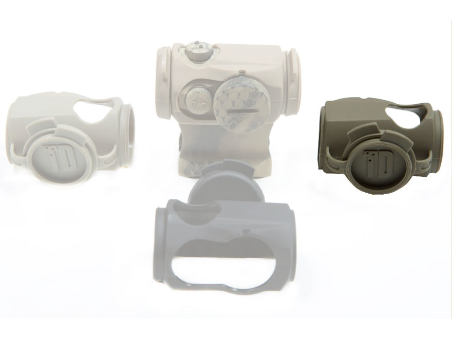 TangoDown iO Optic Cover Aimpoint Micro H-1, T-1 Olive Drab