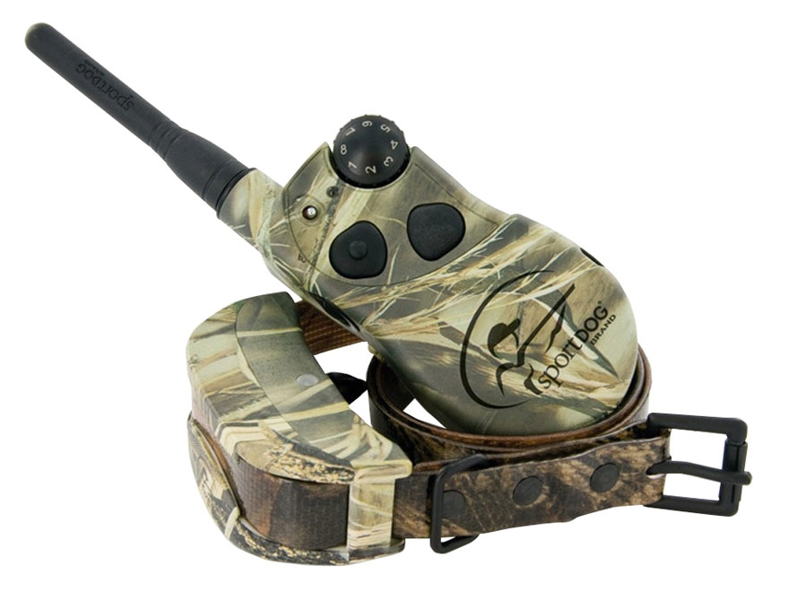 SportDog WetlandHunter 1825 Camo A-Series 1 Mile Electronic Dog Training System