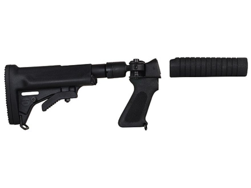 Choate Adjustable Side Folding Stock Remington 870 20 Gauge Light Weight Steel and Comp...