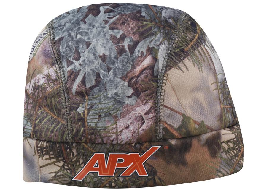 APX Technical Fleece Beanie Polyester King's Mountain Shadow Camo