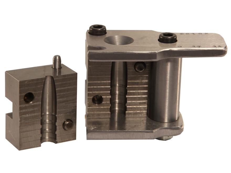 Hoch Custom 1-Cavity Nose Pour Bullet Mold 30 Caliber (310 Diameter) 225 Grain Semi-Spi...