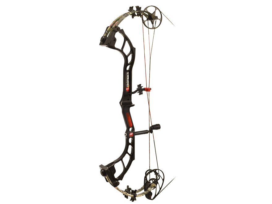 "PSE Prophecy Compound Bow Package Right Hand 50-60 lb 25""-30"" Draw Length Mossy Oak Bre..."