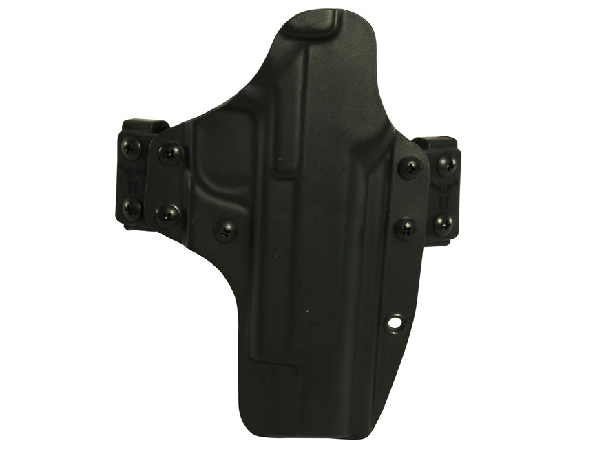"Blade-Tech Eclipse Straight Drop Outside the Waistband Holster Ambidextrous 1-1/2"" Belt..."