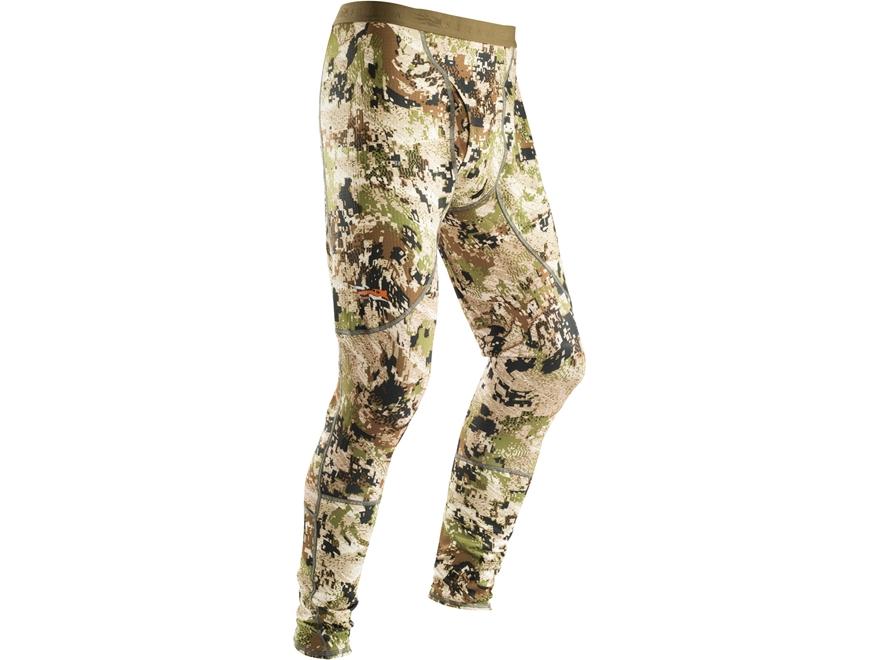 Sitka Gear Men's Core Heavyweight Base Layer Pants Polyester