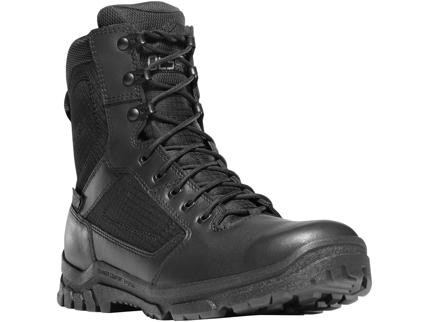 """Danner Lookout 8"""" Waterproof Tactical Boots Leather/Nylon"""