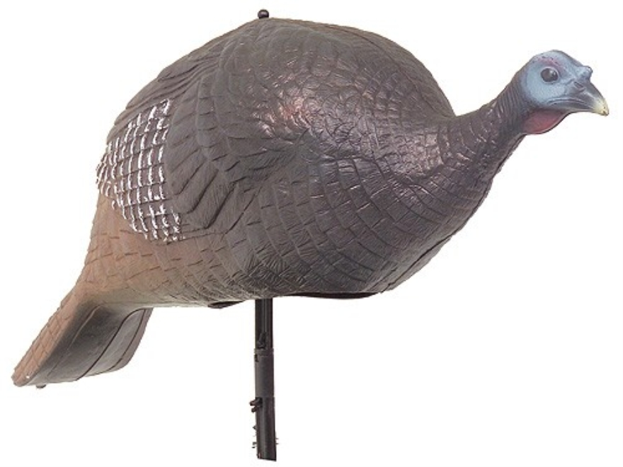 Carry-Lite Easy Fold Feeding Hen Turkey Decoy Polymer
