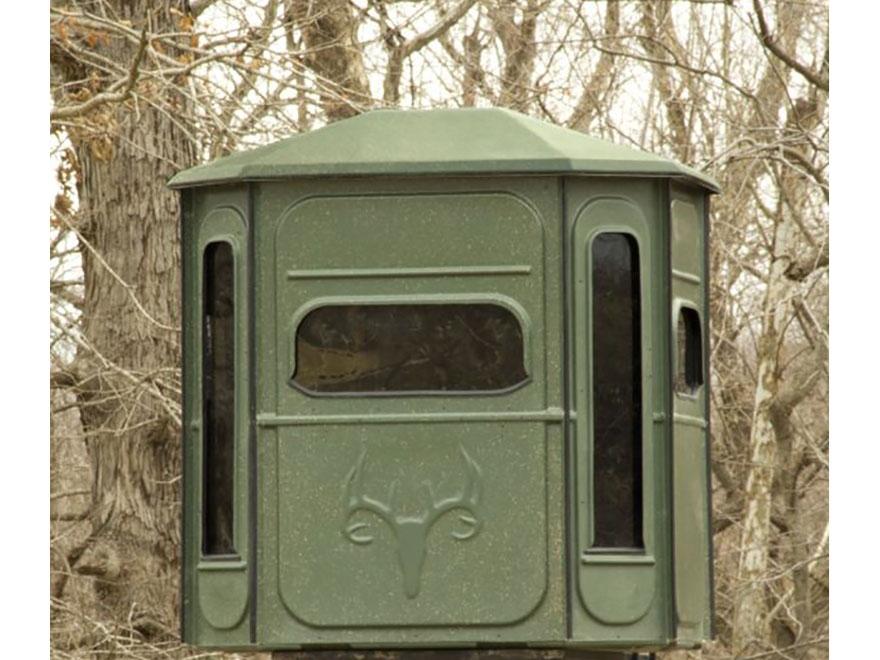 Redneck Blinds Predator 360 Box Blind