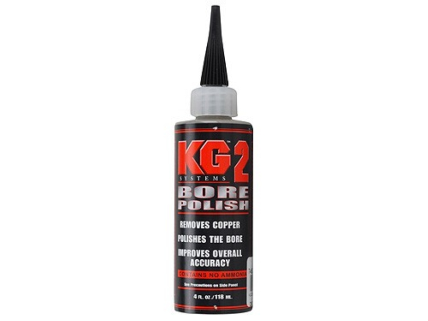 KG KG-2 Bore Polish