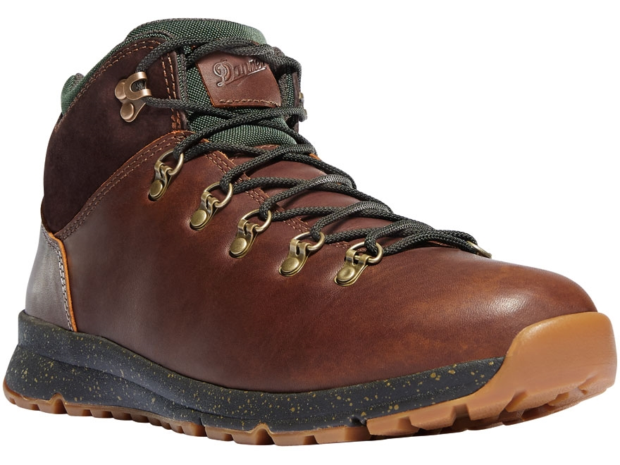 Danner Mountain 503 4.5 Waterproof Hiking Boots Leather Barley Men's