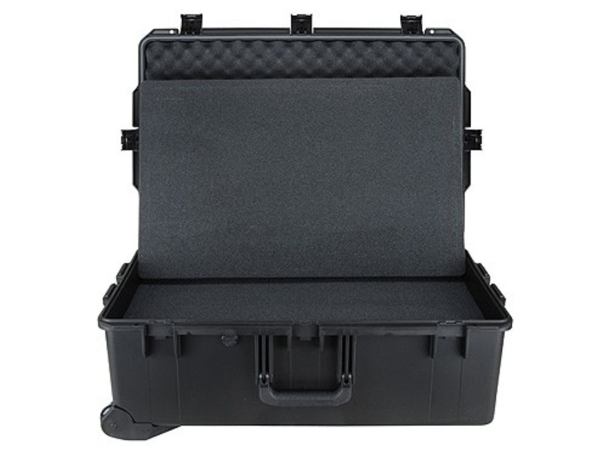 "Pelican Storm iM2950 Accessories Case with Pre-Scored Foam Insert and Wheels 29"" x 18"" ..."