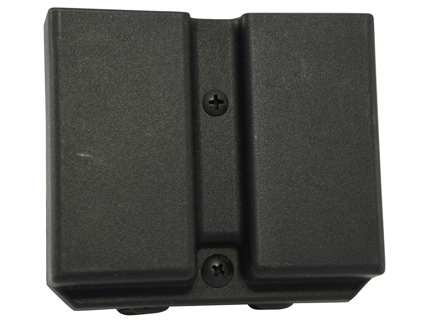 Blade-Tech Injection Molded Double Magazine Pouch 1911 Single Stack Magazine Tek-Lok Po...