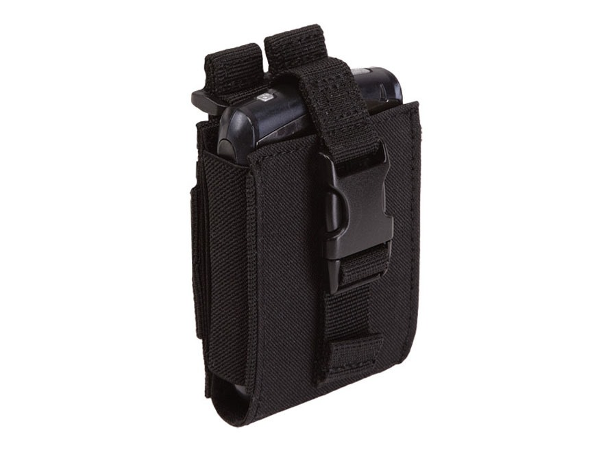 5.11 C5 PDA/GPS Case Nylon Black