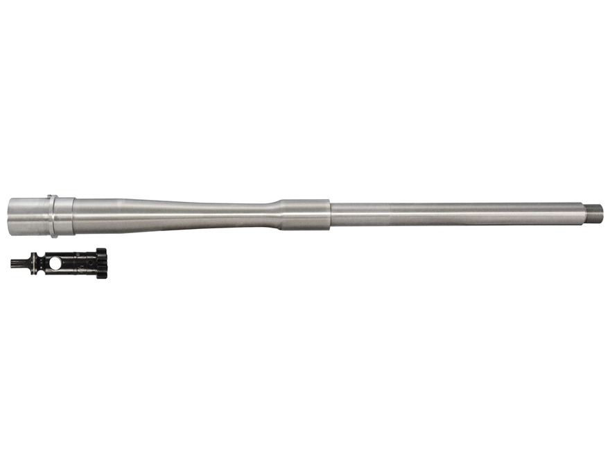 "Shilen Drop-In Match Barrel with Bolt LR-308 338 Federal Mid Tactical Contour 1 in 10"" ..."