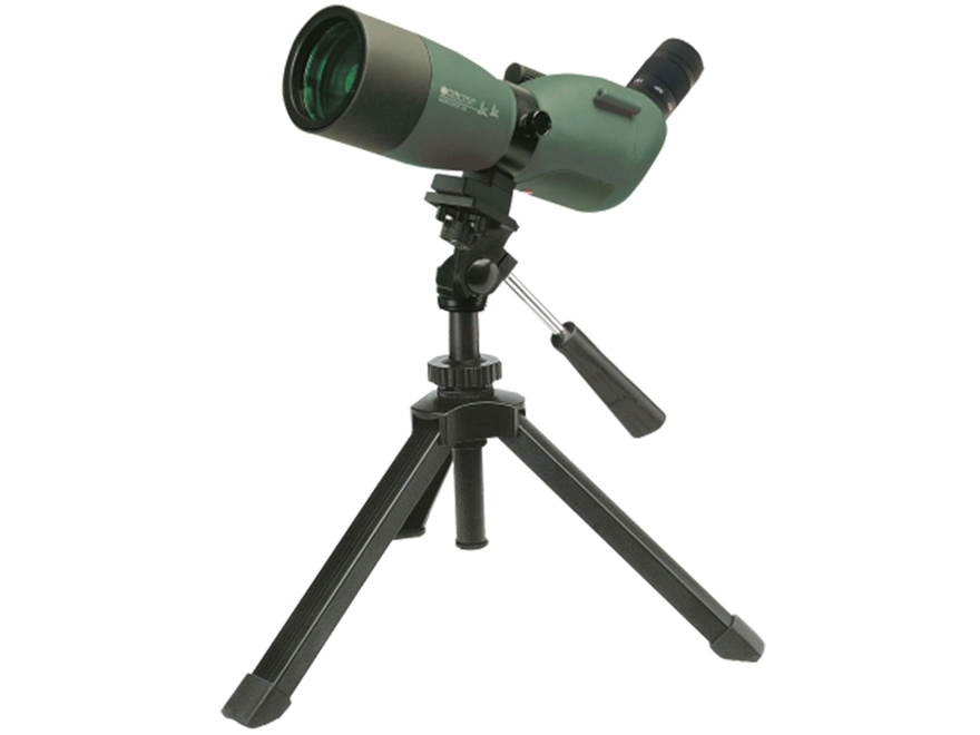 Konus Spotting Scope 15-45x 65mm with Tripod & Camera Adapter