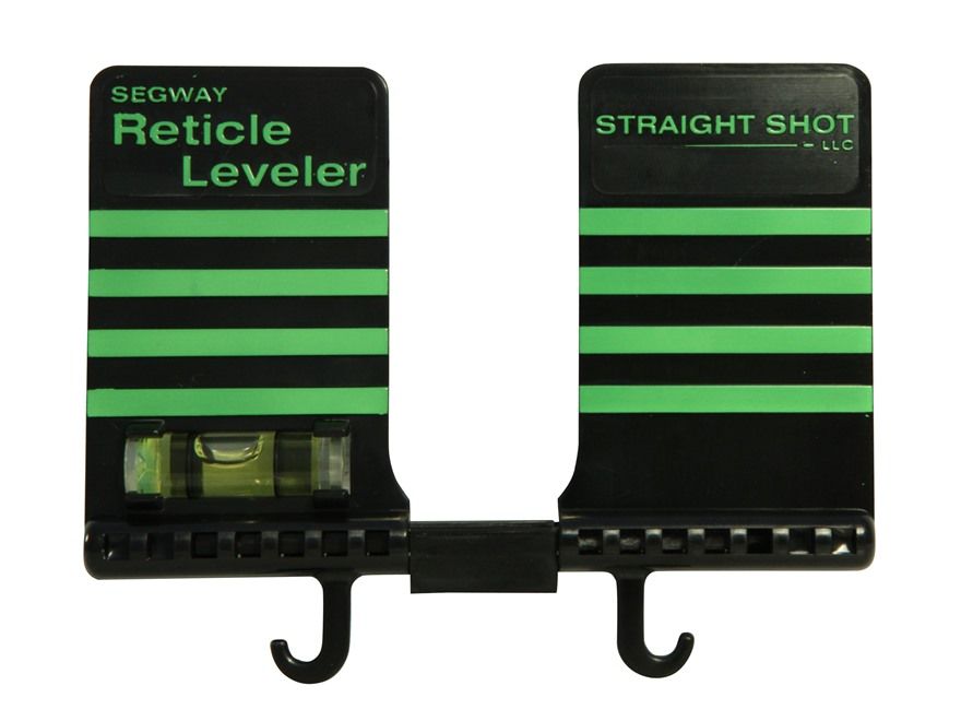 Straight Shot Tactical Segway Reticle Leveler with Picatinny-Style Adapter