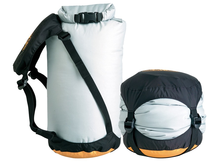 Sea to Summit eVent Compression Dry Bag 30L Gray