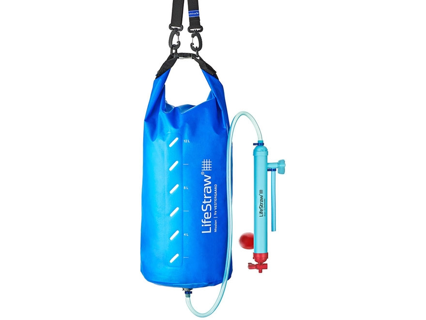 LifeStraw Mission Water Filtration System 12 liter