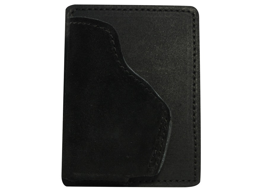 Bianchi 22 Wallet Profile Pocket Holster Smith & Wesson Bodyguard 380