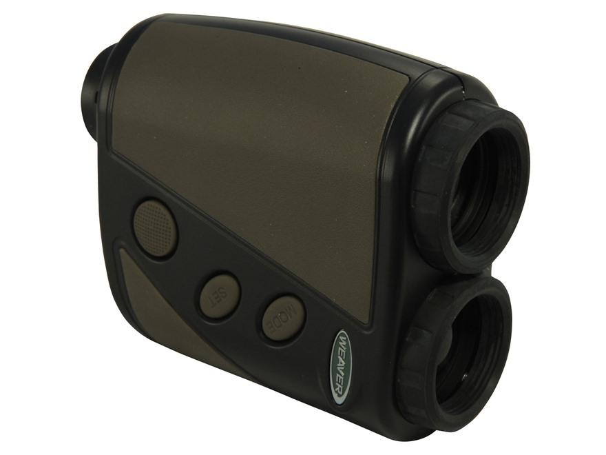 Weaver Buck Commander Laser Rangefinder 8x Black/Olive Drab