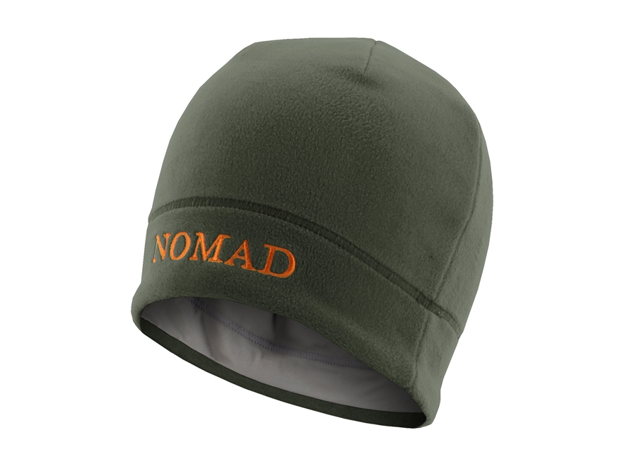 Nomad Logo Beanie Micro Polar Fleece Polyester One Size Fits All