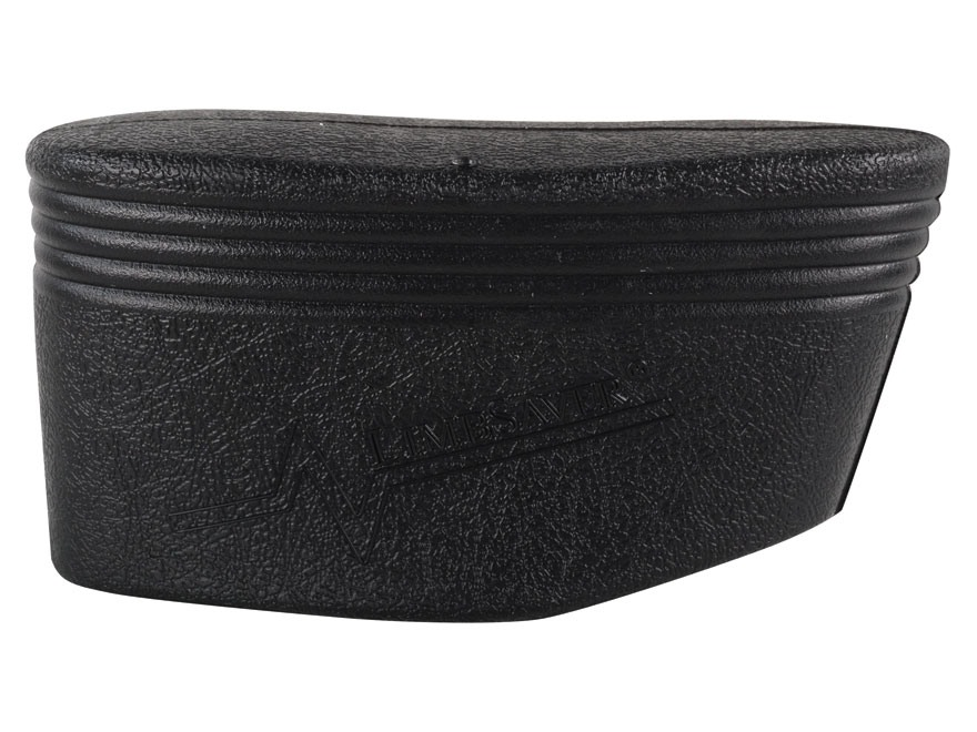 Limbsaver Recoil Pad Slip On Thick Rubber Black