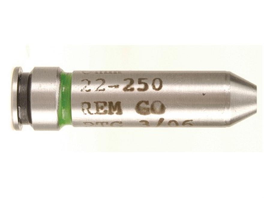 PTG Headspace Go Gauge 6mm-22/250 Remington