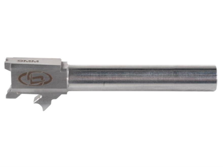 """Storm Lake Barrel Springfield XDM 40 S&W to 9mm Luger Conversion 1 in 16"""" Twist 4.60"""" S..."""