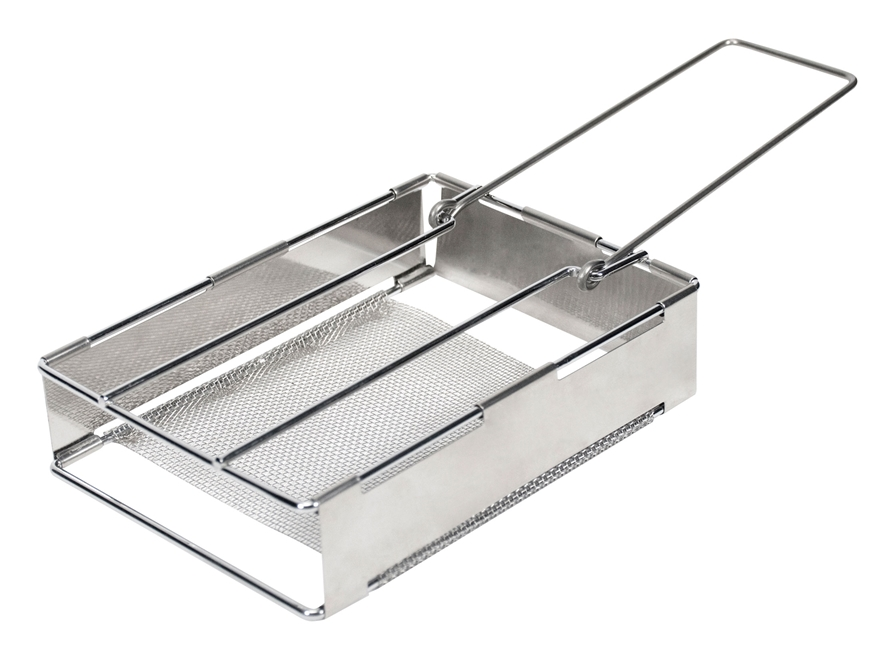 UST Heritage Packable Camp Grill Stainless Steel
