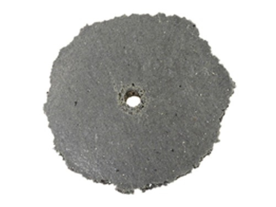 "Cratex Abrasive Wheel Knife Edge 5/8"" Diameter 1/16"" Arbor Hole Coarse Bag of 20"