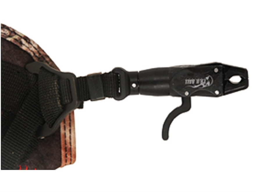T.R.U. Ball Cyclone Bow Release Hook-&-Loop Fastener Wrist Strap Camo