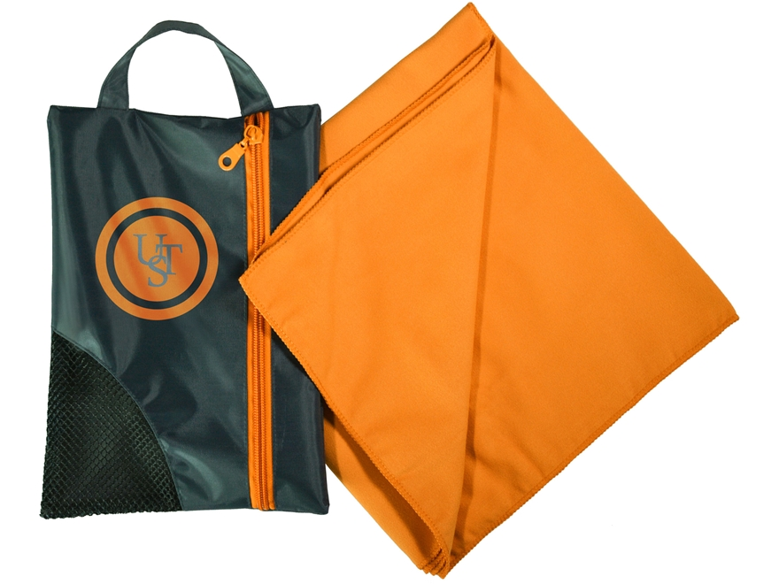 UST MicroFiber Camp Towel Orange