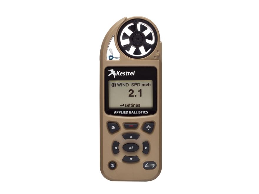 Kestrel 5700 Elite Hand Held Weather Meter with Applied Ballistics with LINK