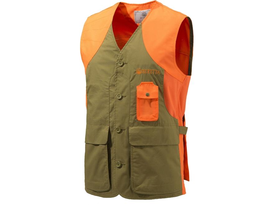 Beretta Men's American Upland Ultralight Vest Polyester/Nylon