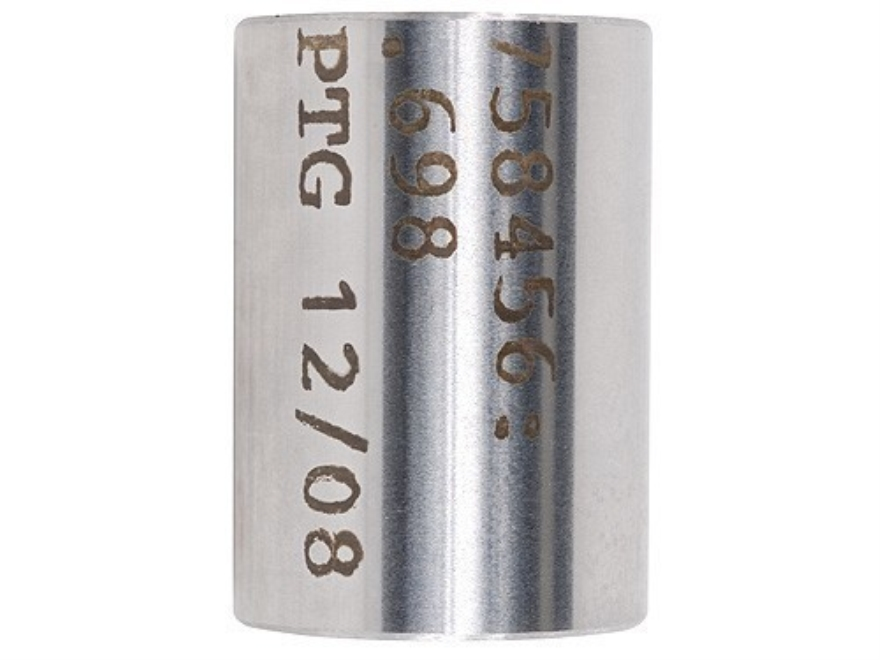 PTG Pilot Bushing for Bolt Raceway Reamer, Receiver Reamer and Tap .698""