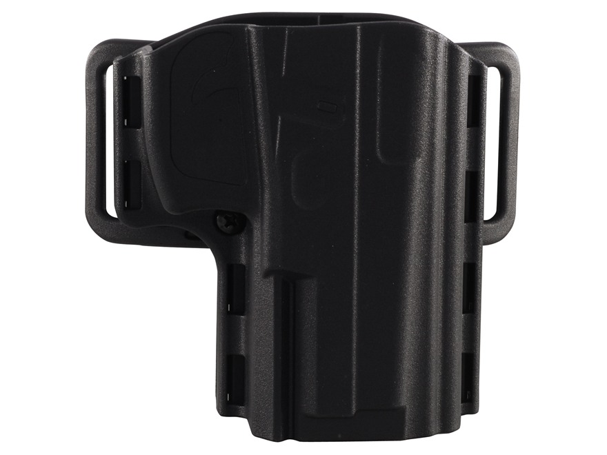Uncle Mike's Reflex IRT Holster Polymer Black