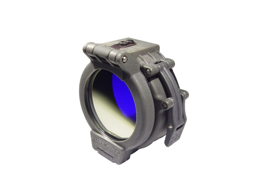 Surefire FM36 Blue Flashlight Clamp-Ring Filter