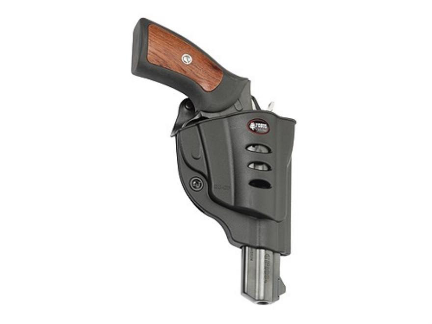 Fobus Evolution Roto Belt Holster Right Hand Ruger GP100 Polymer Black