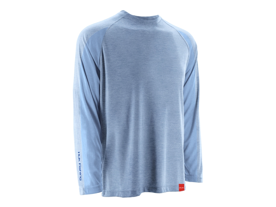 Huk Men's Next Level Performance Shirt Long Sleeve Polyester