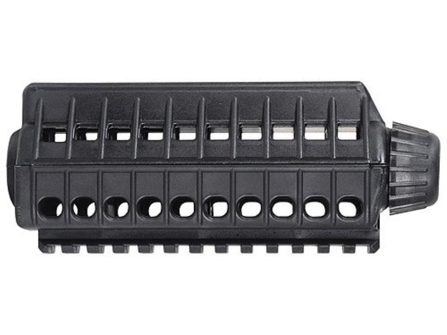Kel-Tec Compact Forend with Picatinny Rail Kel-Tec PLR-16, PLR-22 Polymer Black