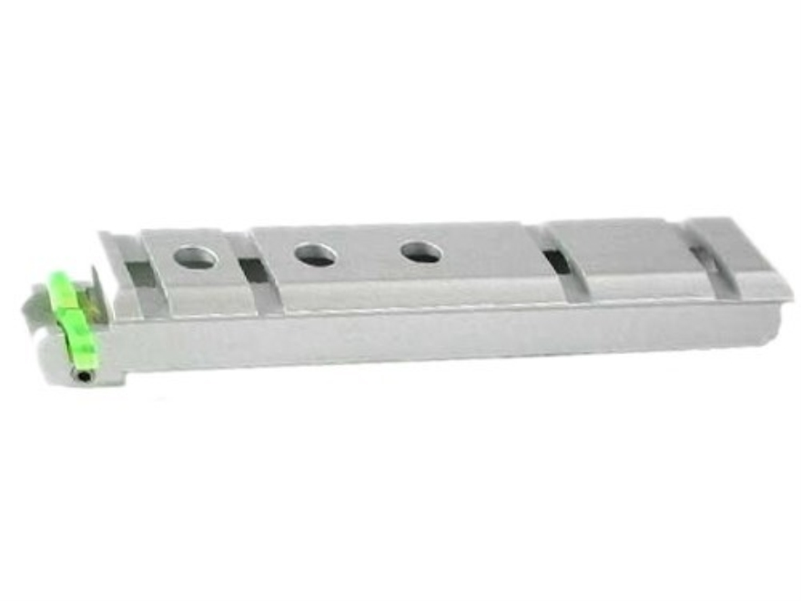 Aimtech Top-Mount Factory Drilled Base S&W K, L, N Frame Silver