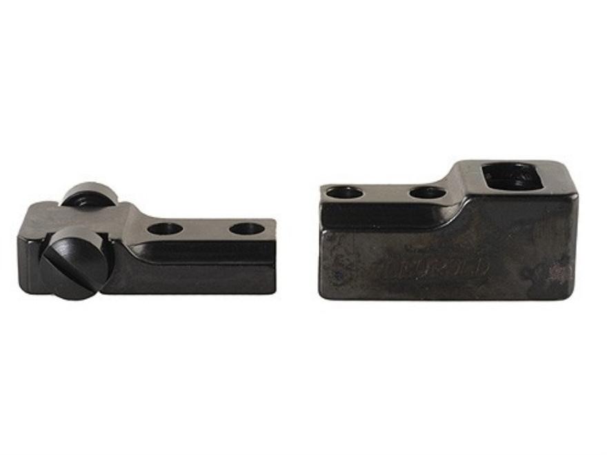 Leupold 2-Piece Standard Scope Base Browning 1885 Low Wall Gloss