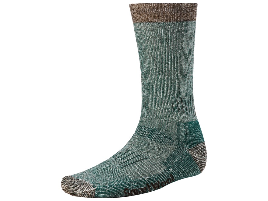 Smartwool Men's Hunt Medium Crew Socks Wool Blend Loden XL (12-14) 1 Pair