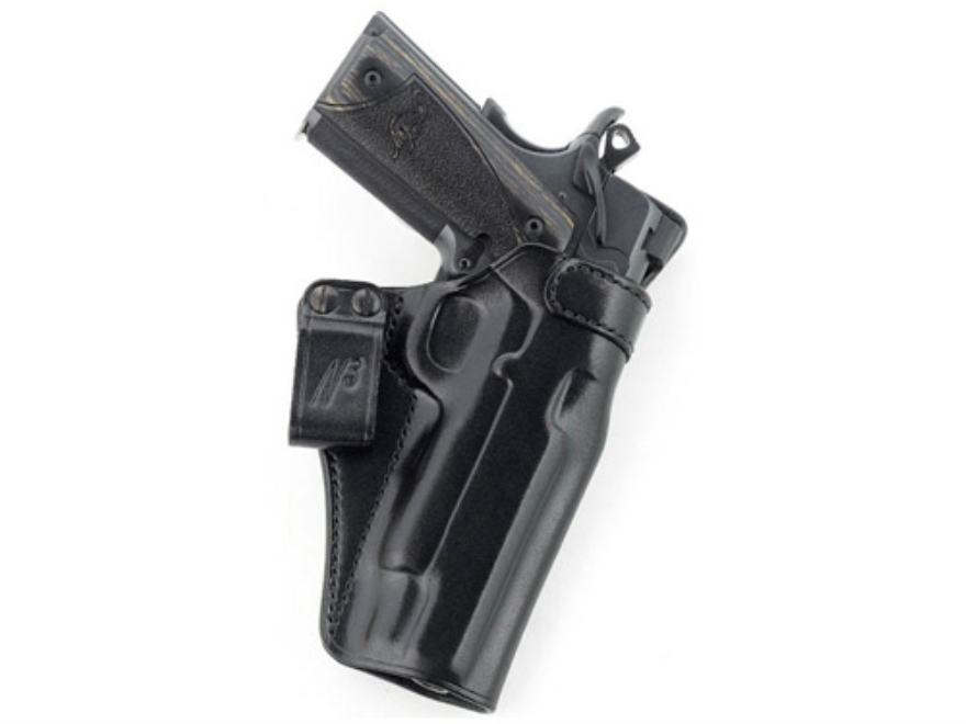 Galco N3 Inside the Waistband Holster Right Hand 1911 Government Leather Black
