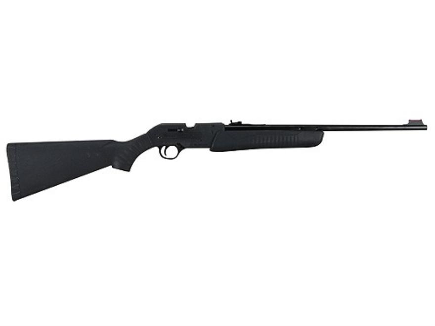 Daisy 901 Air Rifle 177 Caliber Black Synthetic Stock Blue Barrel