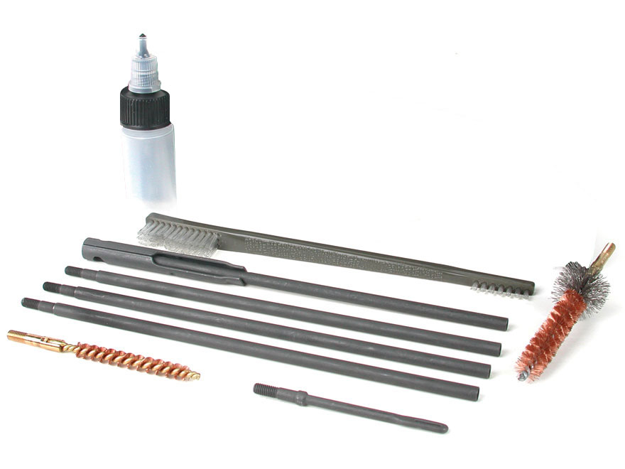 John Masen Stock Rifle Cleaning Kit AR-15 223 Remington, 5.56x45mm