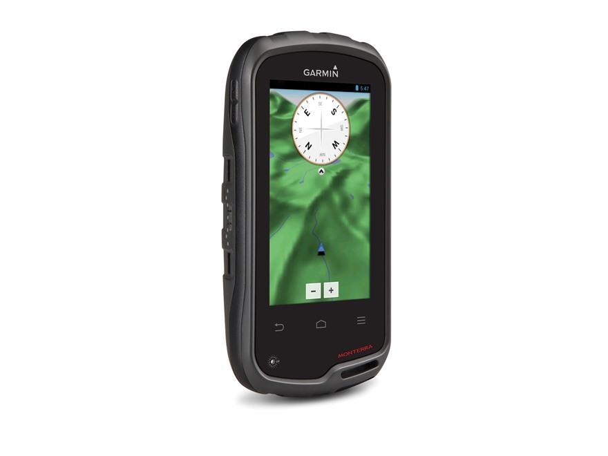 Garmin Monterra Handheld GPS Unit