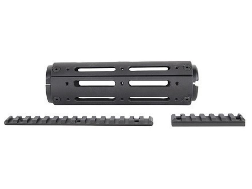 Yankee Hill Machine 2-Piece Customizable Handguard AR-15 Aluminum Matte