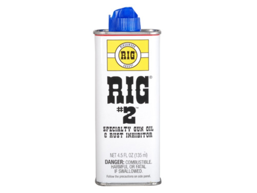 RIG #2 Gun Oil Lubricant & Protectant