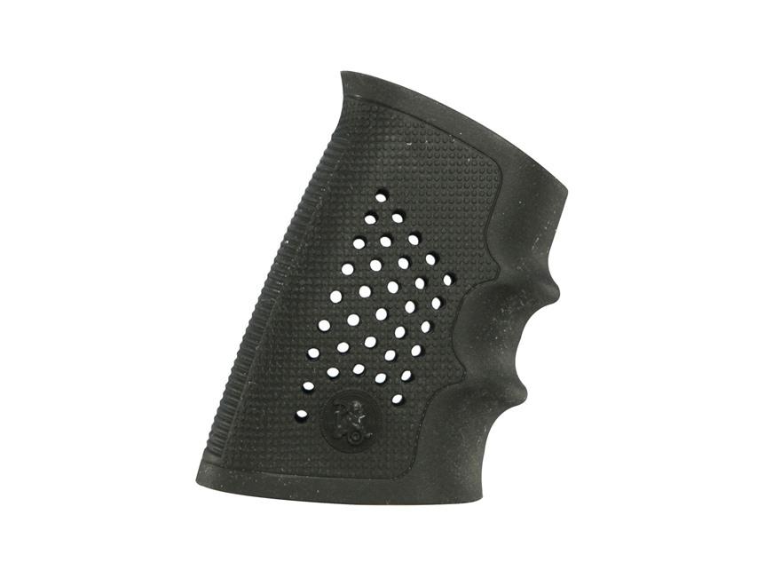 Pachmayr Tactical Grip Glove Slip-On Grip Sleeve Ruger SR9, SR40 Rubber Black