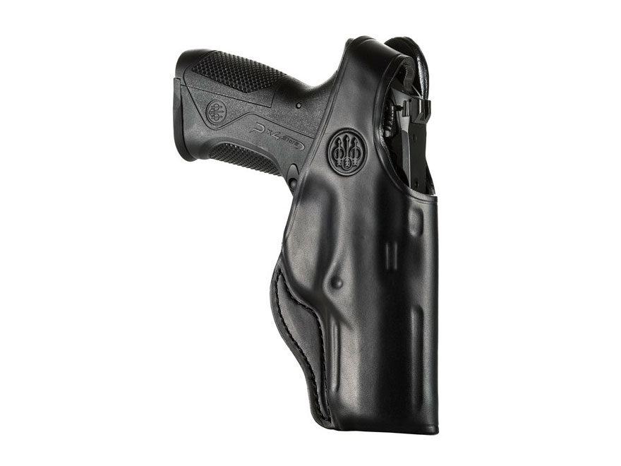 Beretta Mod. 4 Belt Holster Right Hand PX4 Storm Sub-Compact Leather Black